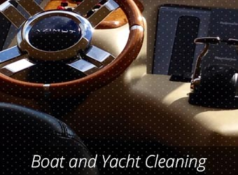 Boat And Yacht Cleaning